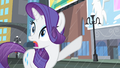Rarity 'And the runway ballroom is all the way across town!' S4E08.png