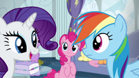 Rarity --what do you do now-- S6E7