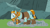 Rockhoof becomes a muscly stallion S7E16