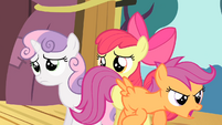 Scootaloo '...so it's back to practice!'