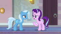 """Starlight """"I want to get as much advice"""" S9E20"""