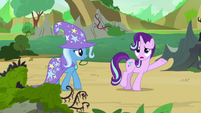 "Starlight ""a dread maulwurf wreaking havoc outside"" S7E17"