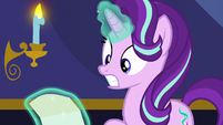 Starlight shocked by what the letter says S6E25