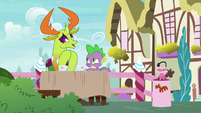 "Thorax ""thank you for having me over"" S7E15"