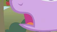 Twilight's mouth close-up S1E04
