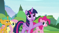 "Twilight Sparkle ""I was even more surprised"" S9E15"