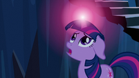 Twilight taking in the bad news S3E2