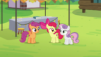 "Apple Bloom ""this camp was a pretty swell idea"" S7E21"