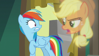 Applejack vision -do I really have to say anything-- S8E5