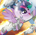 Comic issue 21 Astronaut Twilight