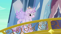 Crystal Cadance looking at the crowd S03E02.png