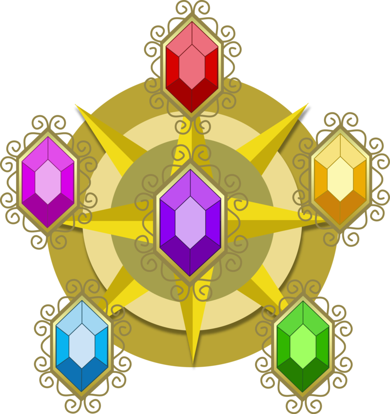 fanmade elements of harmony vector by spiritofthwwolfpng