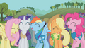Ponies laughing S1E11.png