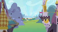 Ponyville shining beacon S2E9