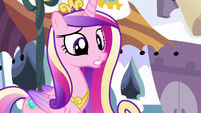 "Princess Cadance ""what do you mean?"" S5E10"