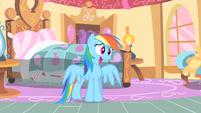 Rainbow Dash 'Alrighty...' S1E25
