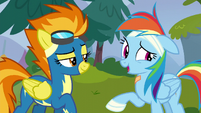 Rainbow Dash --so much worse than Crash-- S6E7