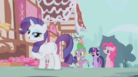 "Rarity ""it's where I truly belong"" S1E03"