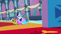 Rarity about to drop the dresses S2E26.png