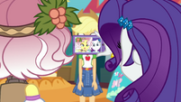 Rarity and Vignette Valencia's selfie EGROF