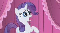 Rarity caught in her deceit S1E03