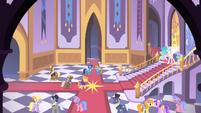 Salon de la Princesa Celestia