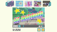 Sic Skateboard title card EGDS32