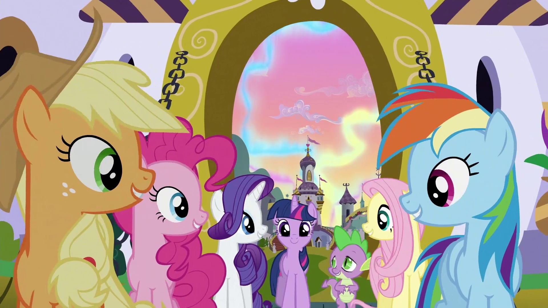 The Success Song | My Little Pony Friendship is Magic Wiki ...