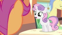 Sweetie Belle -how can you say that-!- S4E19