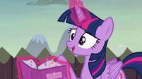 Twilight --we can find some common ground-- S5E23