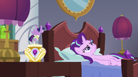 Twilight Sparkle freaking out at Starlight S7E10