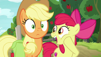 "Apple Bloom ""I don't believe it!"" S9E10"