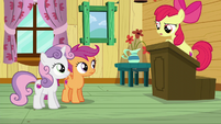 "Apple Bloom ""What do you mean?"" S6E4"