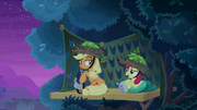 """Apple Bloom """"glad we're doin' this together"""" S9E10"""