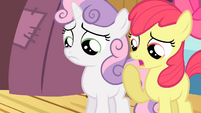 Apple Bloom 'I don't think that's the problem' S4E05