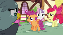 Apple Bloom --since you can do everything-- S6E19