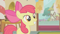 Apple Bloom having a big smile S1E12.png