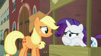 "Applejack ""not sure what we're supposed to do"" S5E16"