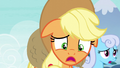 """Applejack """"only a pest pony can do that!"""" S5E4.png"""