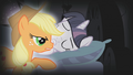 Applejack in Twilight's nightmare S1E09.png
