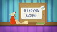 Better Together Short 35 Title - Dutch