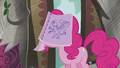 Book thrown onto Pinkie's face S5E8.png