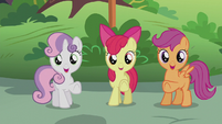 CMC singing -you can stop right now- S5E18