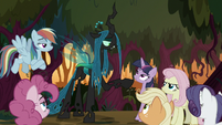 Chrysalis -if you're telling the truth- S8E13
