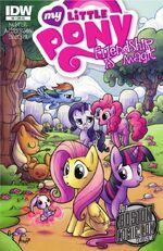 Comic issue 6 Boston Comic Con cover