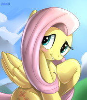 Cute fluttershy by skyline19-d55rs3q