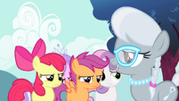 Diamond Tiara and Silver Spoon mocking CMC S4E05