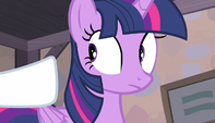 Double Diamond introduces Twilight Sparkle S5E1
