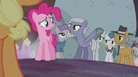 "Limestone Pie ""we got a boulder to move!"" S5E20"