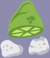 Limestone Pie cutie mark